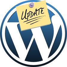 WordPress-update
