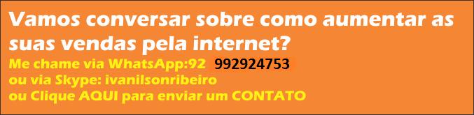 Conversar com Ivanilson Ribeiro