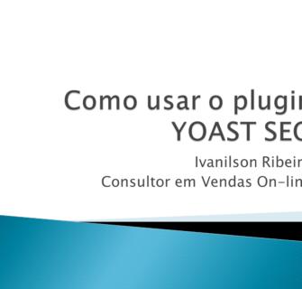 Como usar o plugin YOAST SEO