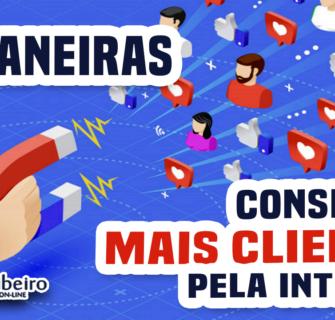 02 MANEIRAS DE CONSEGUIR MAIS CLIENTES USANDO A INTERNET