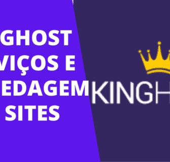 KINGHOST SERVIÇOS E HOSPEDAGEM DE SITES
